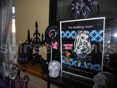 halloween party ideas monster high