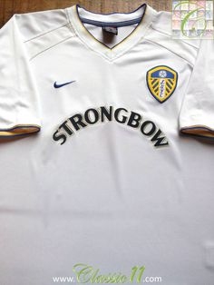 dc944cba6ca 36 Best Classic Leeds United Football Shirts images