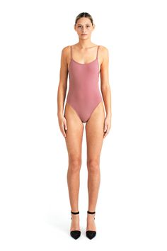 Beth Richards Lily One Piece - Petal X-Small