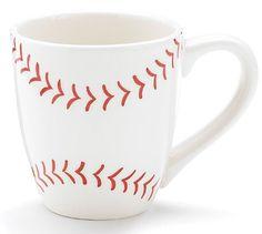 Baseball Coffee Mug/Cup For Sport Fans $7.59 #topseller