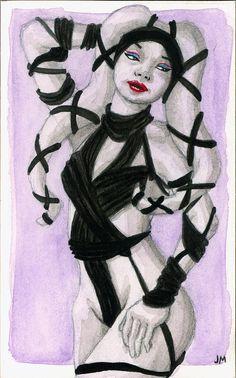 Juliet Mendivil - Illustrator and Painter | Watercolors and Gouache