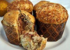 Uma delicioas recita de panetone sem farinha de trigo, sem leite e sem ovos muito fácil e rápida de fazer. Panetone Salgado Sem Glúten