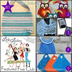 The Linky Ladies – Community Link Party #13 | The Purple Poncho