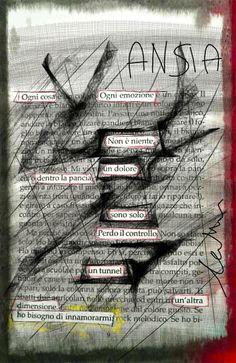 Poesie nascoste: prima pagina di Bianca come il latte