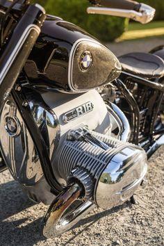 BMW motorrad concept is 'an analogue. - BMW motorrad concept is 'an analogue statement in a digital age' – - Bmw Boxer, Bmw Motorbikes, Bmw Motorcycles, Custom Motorcycles, Bmw Cafe Racer, Bmw 2002, Ford Gt, Triumph Bonneville, Bmw E46