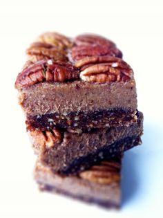 Pecan Pie Bites (No-Bake, Vegan and Gluten Free)