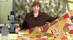 Quilting Quickly: Patterns, Tips & Techniques with Jenny Doan on Craftsy...