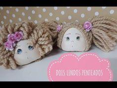 Handmade Dolls Patterns, Doll Dress Patterns, Sewing Dolls, Cat Pattern, Doll Hair, Kids Bags, Cute Bags, Fabric Dolls, Crochet Dolls