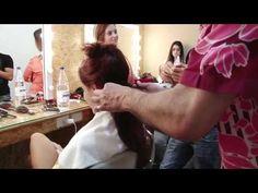 Marco Antonio de Biaggi fala sobre o cabelo ruivo da atriz Paloma Bernardi que vem causando frisson entre as fãs.
