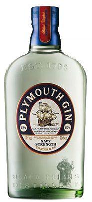 Plymouth Gin Navy Strength 0,7 Liter | kern-spirituosen.de