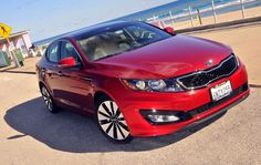 2011 Kia Optima  Man they are on a roll, every vehicle is being completely remodeled! This one is sexy!