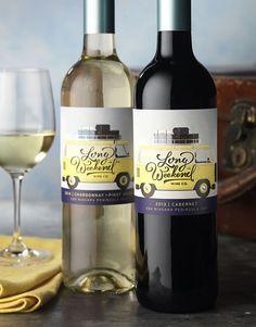 CF Napa Brand design - Long Weekend Wine Co. #packaging #design — World Packaging Design Society / 世界包裝設計社會 / Sociedad Mundial de Diseño de Empaques