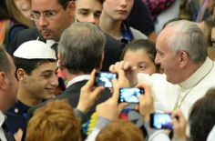 The Pope comforts the sick and the disabled-FOTOGALLERY- LASTAMPA.it