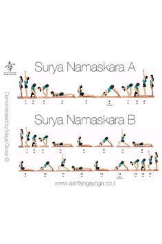 33 best surya namaskar images in 2018  ashtanga yoga