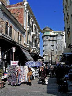 Municipal Vlali Market |Thessaloniki  Greece