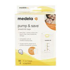 Pump & Save™ Breastmilk Bags