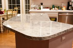 Another painted countertop sealed with Envirotex lite
