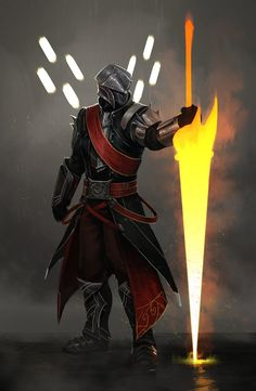 Beacon - The Knight by JoshCorpuz85 on deviantART