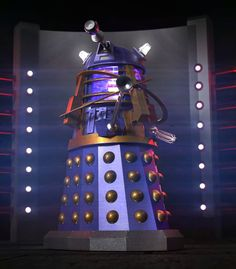 Dalek Time Strategist by Chrisofedf on DeviantArt Doctor Who Dalek, 13th Doctor, Doctor Who Art, Cool Dance, Doctor Johns, Roman History, Hello Sweetie, Dr Who, Disney Drawings