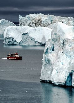Ilulissat, Disco Bay, Greenland