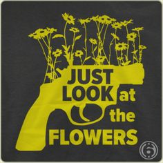 I don't know about these 6 dollar t-shirts , but this is cool   Just Look at the Flowers Detail