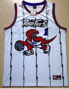 a7ad5bae7 Tracy McGrady 1 Toronto Raptors Rare Swingman Tracy Mc Grady Jersey Nba  Sport Basketball Jersey All