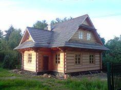Dom w stylu Zakopianskim