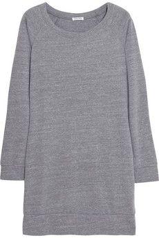 Splendid Jersey sweater dress | NET-A-PORTER
