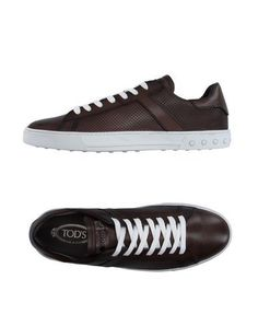 TOD'S Sneakers. #tods #shoes #low-tops