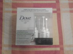 Ever tried the Dove Hair Fall Rescue Intensive Roots Treatment?... No?... Click to know why you really should!