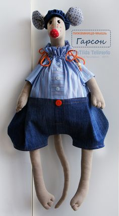 Sewing Hacks, Sewing Tutorials, Sewing Crafts, Sewing Projects, Felt Mouse, Fabric Dolls, Softies, Doll Toys, Lana