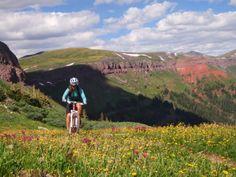 Most Scenic Mountain Bike Trails in Western USA