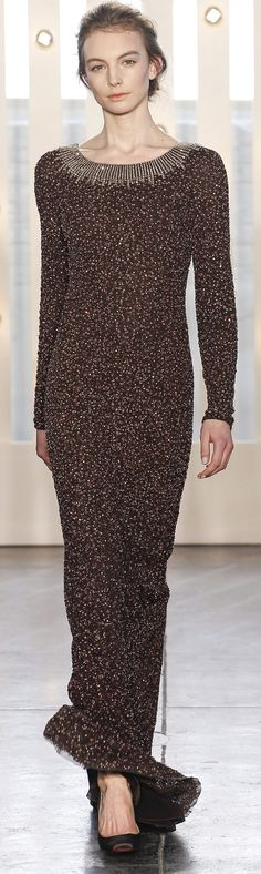 Jenny Packham Ready To Wear Autumn 2014