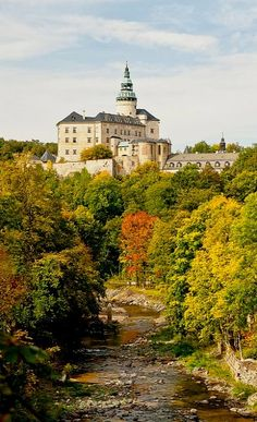 Frýdlant, Czech Republic (by sasulkape) (All things Europe) Beautiful Castles, Beautiful Places, Amazing Places, Vacation Destinations, Vacation Trips, Prague, Places To Travel, Places To See, Heart Of Europe