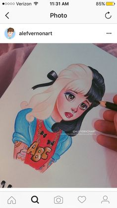 Melanie Martinez fan art