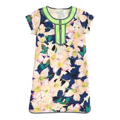 Girls' cove floral dress - J.Crew