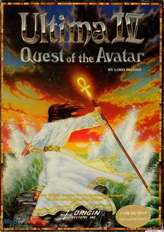 Ultima IV: Quest of the Avatar... many late nights with this.