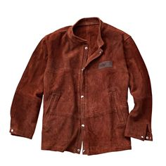 Hobart Welding Jacket - good outer layer- wont get burn holes at the camp fire & tough!