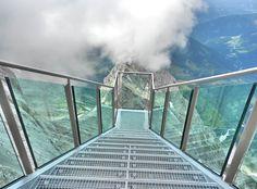 Dachstein-SkyWalk-Bridge, Österreich