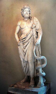 Asclepius: Legendary Herper...