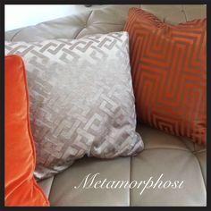 #fabrics #pillows #interiors #forniture #arredamento