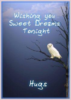 Night time Hugs