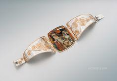 Bracelet - Cloisonne Enamel