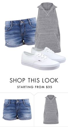 """Untitled #10002"" by xxxlovexx ❤ liked on Polyvore featuring Topshop and Vans"