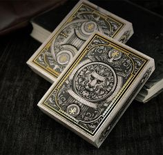 IMPERIUM Playing Cards on Behance