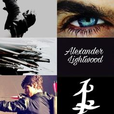 Blue eyes, Alec, Parabatai, Arrow, black, Alexander Lightwood, Shadowhunters