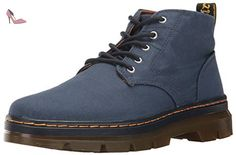 Dr. Martens Bonny, Bottes Classiques Mixte Adulte, Bleu (Indigo Canvas), 39 EU - Chaussures dr martens (*Partner-Link)