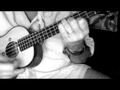 In the court of the crimson king. ukulele. king crimson. parker coleman