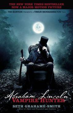 abraham lincoln: vampire hunter by seth graham-smith