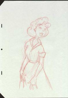 The Iron Giant - Warner Bros - - Bazley Films - Richard Bazley - Animator / Character Designer / Storyboard artist